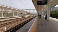 20190419 131613 K2186次列车进常州站