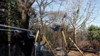 玄武家族1疯外练-第三十三期(2020年2月27日训练视频)单杠腾身