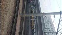 2019年二月,广东旅游乘坐K768次(汉中-广州)广州到站,看见广铁1D牵引K85次(广州-景德镇北)即将去往景德镇,和SS8牵引?次