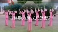 正能量古典舞《武汉伢》我的城市生病了