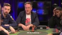 【朱杰德州扑克】WPT2019 UK 现金桌 02