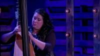 美国女歌手Morgan James(摩根·詹姆斯)演唱《Hallelujah(哈利路亚)》,竖琴:格蕾丝·克鲁蒂埃,吉他:道格·曼勃