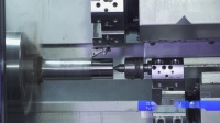 震环机床Z-MaT——GT260V 双刀塔同步加工