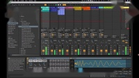 Novation Launchpad Pro - Ableton Clip 片段控制