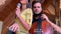 克罗地亚大提琴演奏家 Stjepan Hauser(斯蒂潘·豪瑟)与A4腰女友西班牙歌手 Señorita(塞尼奥丽塔)第2季