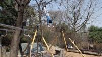玄武家族1疯外练-第三十六期(2020年3月23日训练视频)单杠腾身