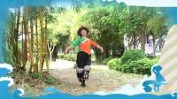 梧州广场舞   《地久天长》西江岸花如景练舞拍舞_20200326