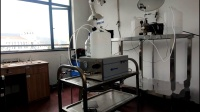 GLK 1000 HPLC Packing System Operating and Debugging