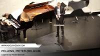 Dinant 2014 - PELLENS, Pieter (Legende by Florent Schmitt)