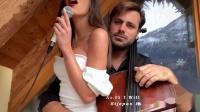 克罗地亚大提琴演奏家 Stjepan Hauser(斯蒂潘·豪瑟)与A4腰女友西班牙歌手 Señorita(塞尼奥丽塔)第4季