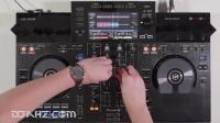 先锋Pioneer DJ XDJ RR - Club Set混音手法演示