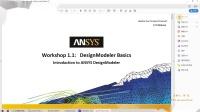 1 ANSYS2020-DesignModeler(DM)基础-刘尧.mp4