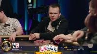 德州扑克:2019传奇扑克高额常规桌精彩视频02