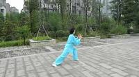 陈俊吴式太极拳练习2012.5.28