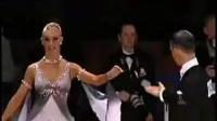 2010年世界摩登舞职业组-探戈