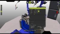 安川双机械手臂同步协作焊接 Yaskawa Cooperative Robots Arc Welding with FASTSUITE E2