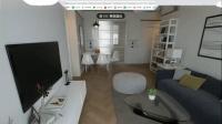 OurBIM云渲染引擎演示案例录屏-地产样板房案例-万间