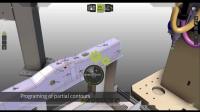 业纳双手臂同步协作切割 Dual Robot Laser Cutting with JENOPTIK