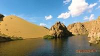 莫日根导演作品系列《飞越·阿拉善》第一季【湖】第3集——大漠天池岗根淖尔