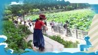 梧州潘塘花如景《我的九寨》景美人美舞美_20200712