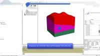 FLAC3D 7.0 Plot Range Tutorial