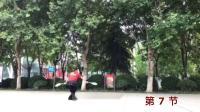 《红枣树》背面分节示范