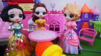 又从贝儿开始说了,小公主们都憋着一股劲,都想拿到最后的冠军奖励