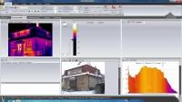 德图testo IRSoft热成像软件可以在电脑端处理红外图像的操作视频