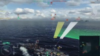 战舰世界 八级Y系金币DD 哥萨克 占家引导获胜