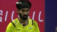 2020.10.16 QF 斯里坎 vs 周天成 - 2020丹麦羽毛球公开赛