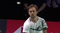 2020.10.16 QF 约根森 vs 安东森 - 2020丹麦羽毛球公开赛