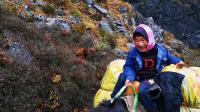 三人行洛克线团队资助一位雪山下的7岁藏族小男孩