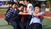 冠军——记虹桥中学体育比赛六年级(2)班侧记