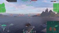 《战舰世界》米诺陶日常随机战