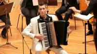 柏林爱乐厅手风琴演奏-马丁・库特纳