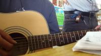 《两只蝴蝶》6和弦吉他分解和弦 许多年过去了