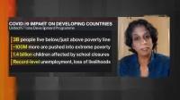 联合国:为最贫困人口提供临时性基本工资将有效缓解疫情影响