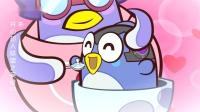 开心超人联盟:大大怪指使企鹅怪,消灭开心超人,却被便当勾引了