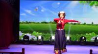 舞蹈《我的九寨》韩香大美临汾合唱团2021年元旦联合会20201220