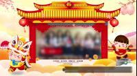 V169 AE模板 2021牛年 新年企业拜年春节拜年春晚祝福MV开场片头视频剪辑制作