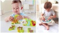 Hape 拼图玩具系列 Puzzles