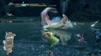 《怪物猎人 崛起》试玩版泡狐龙双人讨伐演示【UCG抢先试玩】