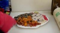 海鲜拼盘 鷺梁津海鲜市场