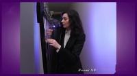 Naomi SV(加拿大音乐爱好者:娜奥米)Harp Cover 竖琴演奏:《Stand By Me支持我》