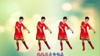 吉祥藏歌广场舞《格桑拉》简单14步,深受舞友的喜爱,一学就会~