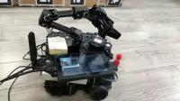 移动抓取机器人—LABOX韭菜盒子 抓红球实验!