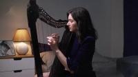 Naomi SV(加拿大娜奥米)Harp Cover竖琴演奏:《Chelsea Hotel No. 2 切尔西2号酒店》