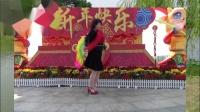 火火的姑娘zhanghongaaa广场舞(扇子舞96步 特点通俗 简单 大众化)