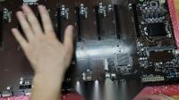 昂达b250多显卡主板接线主板介绍说明eth视觉运算等详细说明深度计算机器人主板
