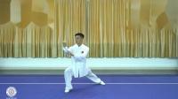 杨式转身撇身捶  (Yang Style Turn Body & Body Draping Hammer)-TJQY ZSPSC